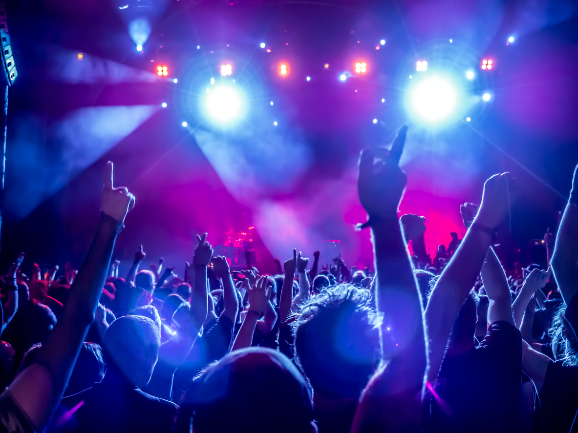 Image result for Music Events Venue istock